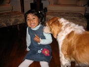 We trust our dogs with our children
