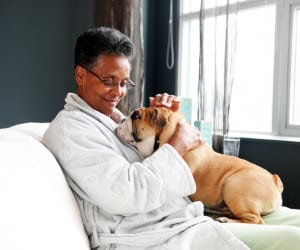 Steve Dale writes about comparative medicine and how helping dogs with cancer may help people