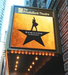 West Suburban Humane offers a chance to win tickets to see Hamilton