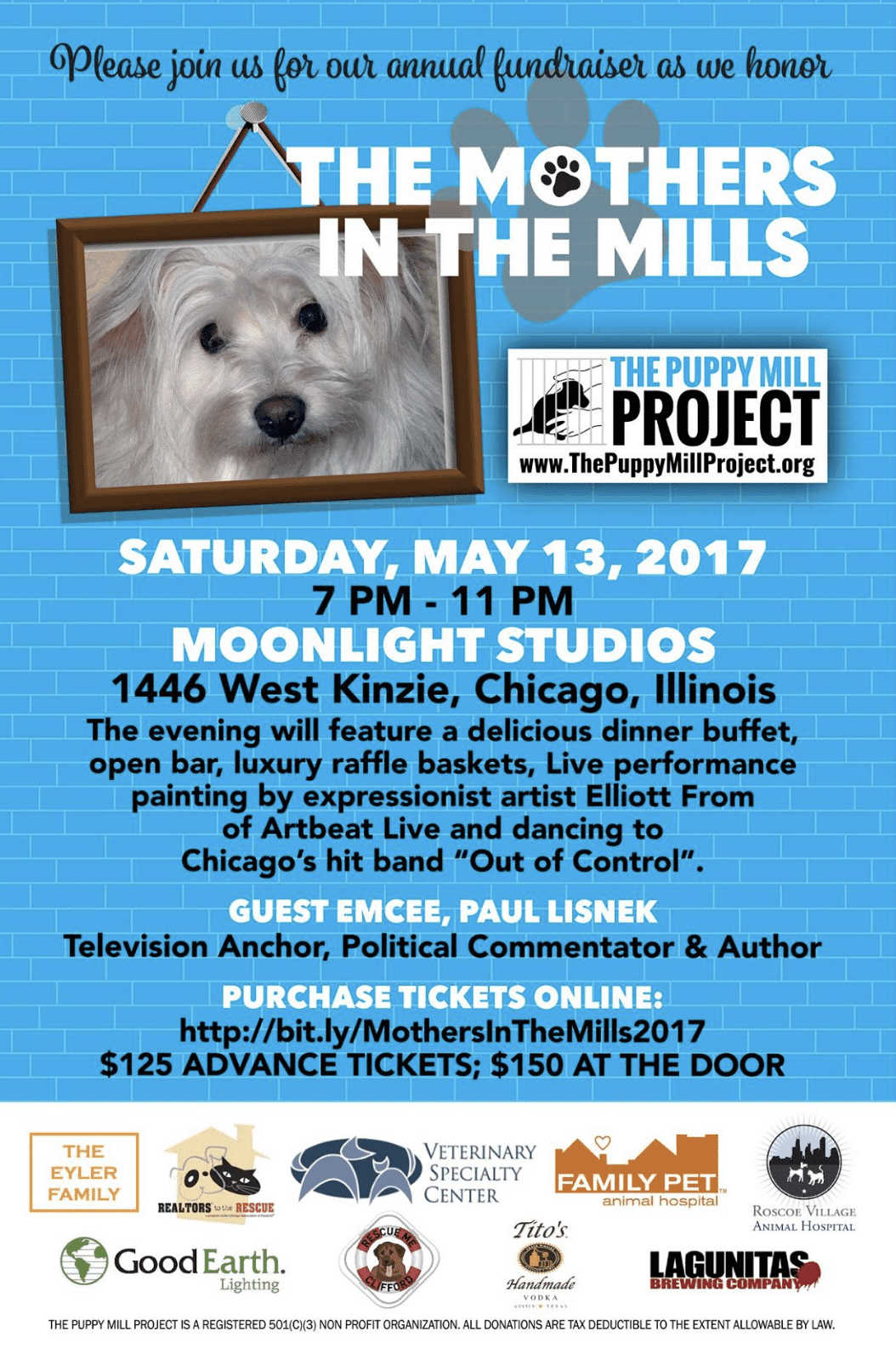 Pet expert Steve Dale on the upcoming Puppy Mill Project benefit