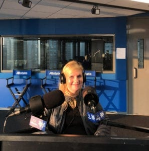 Chicago Canine Rescue Adopts dogs on WGN radio