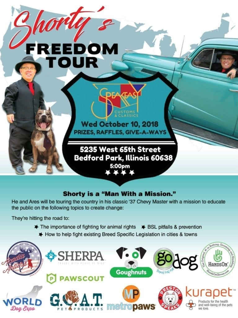 Pet expert Steve Dale on WGN radio with Shorty Ross on pit bulls