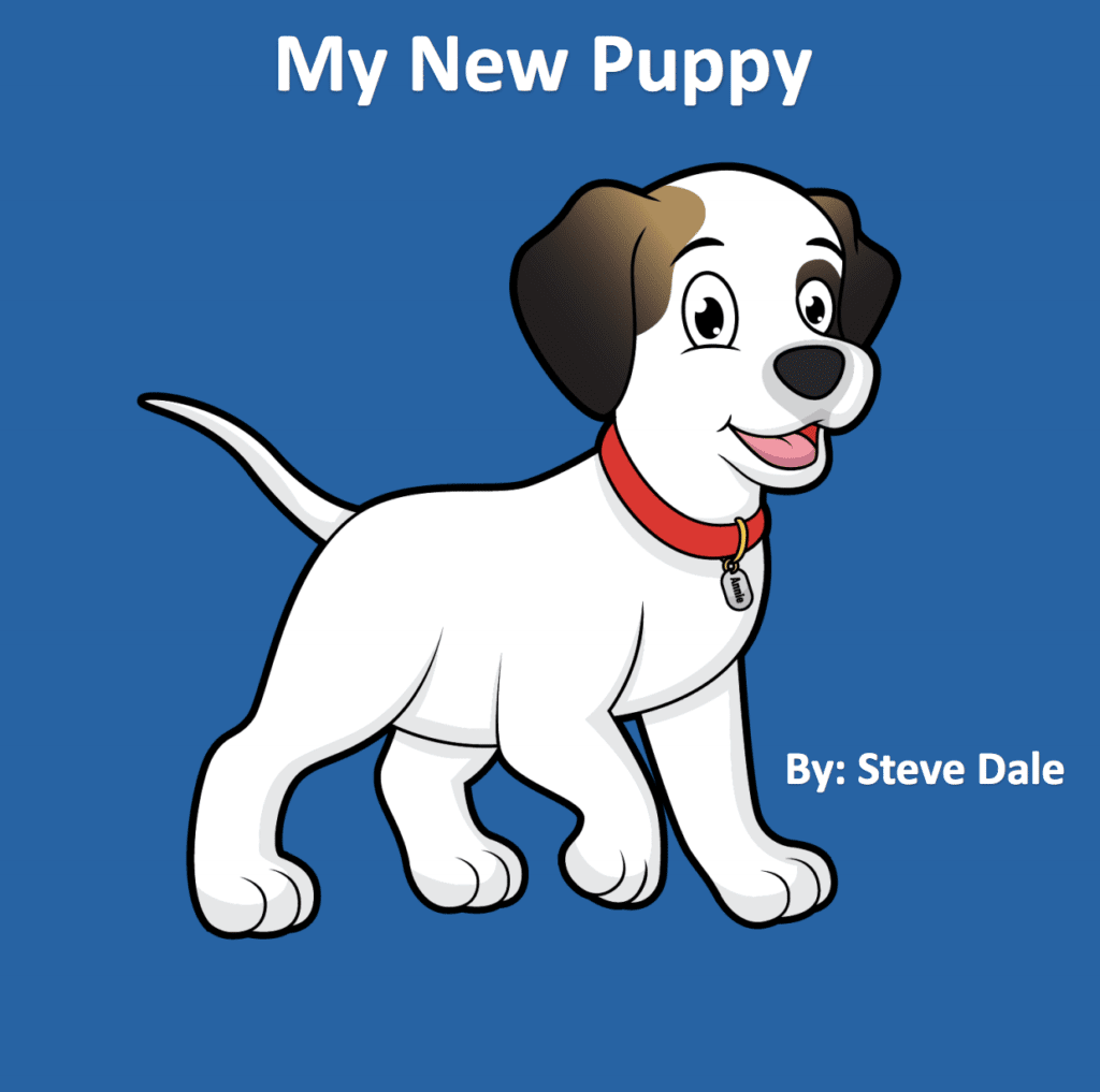 My New Puppy by Pet expert Steve Dale