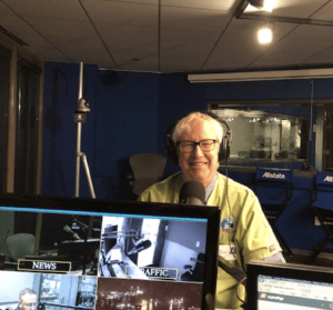 Dr. Marty Becker and Steve Dale on WGN radio