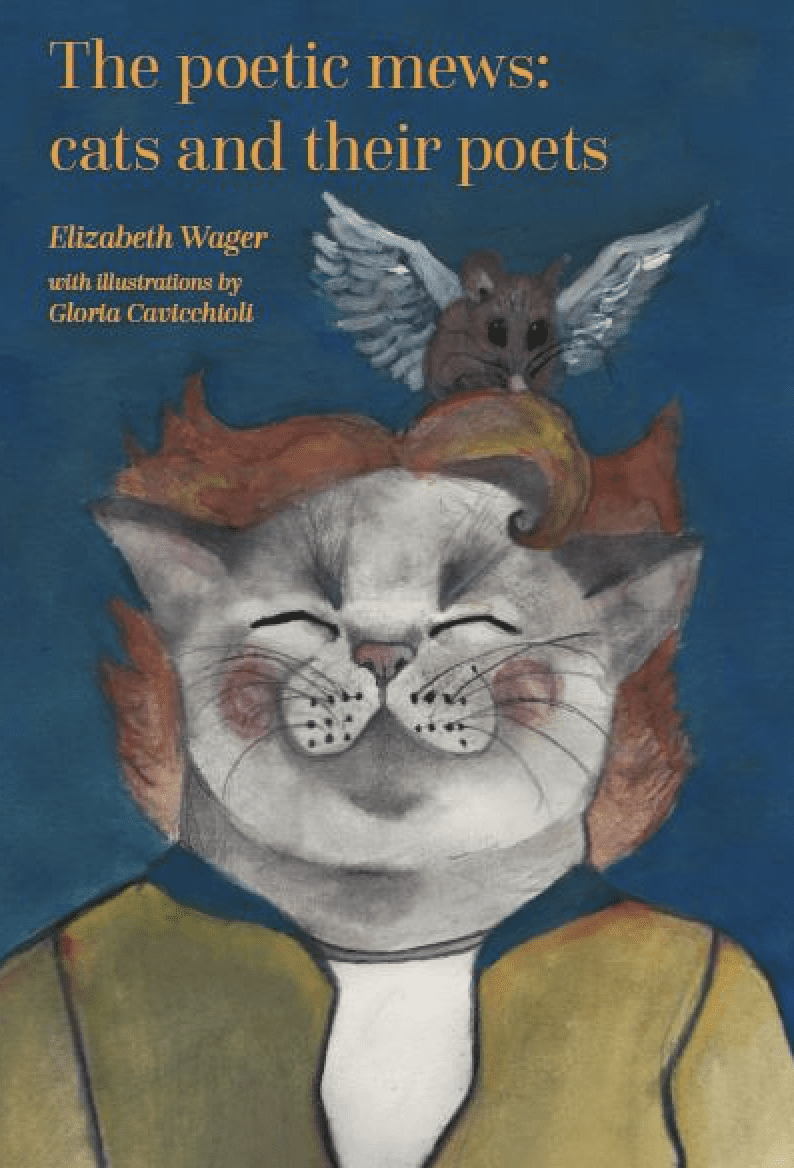 Proceeds of poetry book from Elizabeth Wagner benefit icatcare
