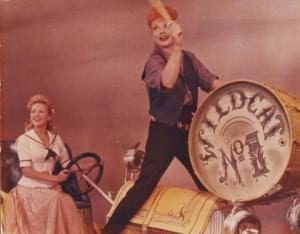 Steve Dale talks with Paula Stewart about Lucille Ball