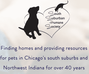 Steve Dale and Emily Klehm of South Subruban Humane Society