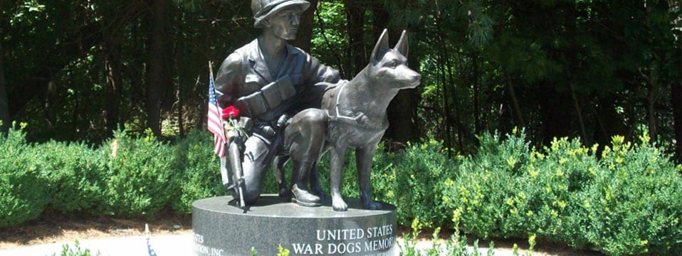 U.S.War Dog Association, Steve-Dale